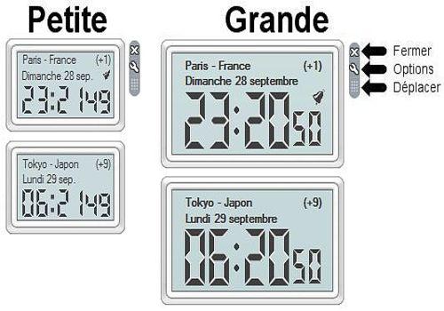Tlcharger Horloge Mondiale