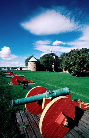Akerhaus Fort.