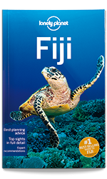Fiji travel guide, 10th Edition Dec 2016 by Lonely Planet