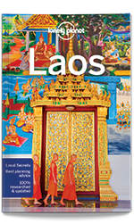 Laos travel guide, 9th edition Jun 2017 by Lonely Planet
