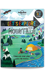 Let's Explore... Mountain, 1st Edition Feb 2017 by Lonely Planet