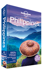 Philippines travel guide, 12th Edition May 2015 by Lonely Planet