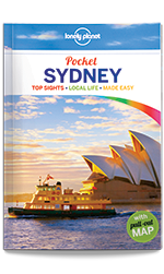 Pocket Sydney, 4th Edition Dec 2015 by Lonely Planet