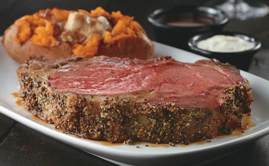 Prime Rib Lunch Amp Dinner Menu LongHorn Steakhouse