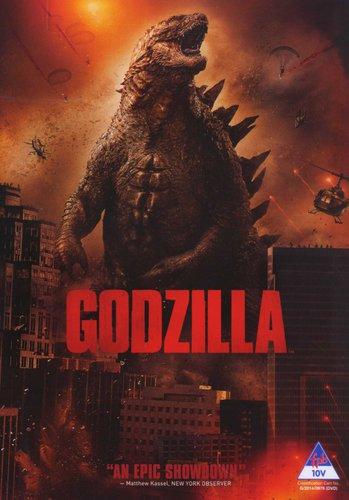 Godzilla - (2014) (DVD): Aaron Taylor-Johnson, Ken ...