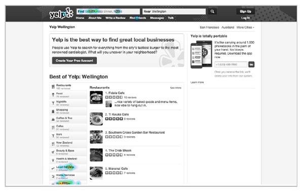 yelp najbolje web stranice za upoznavanje
