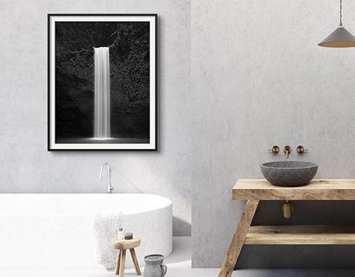 Bathroom Wall Art Lumas