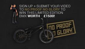 No Proof No Glory - sajten med glorymätare!