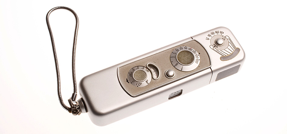Minox spionkamera 8x11