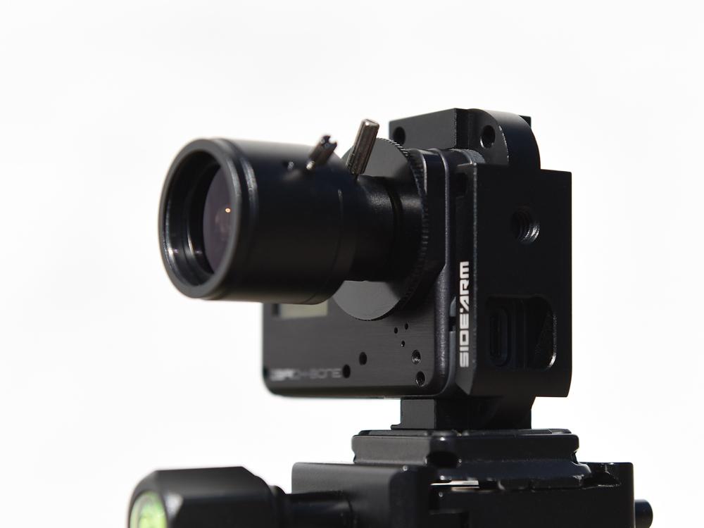 en GoPro för valfri optik