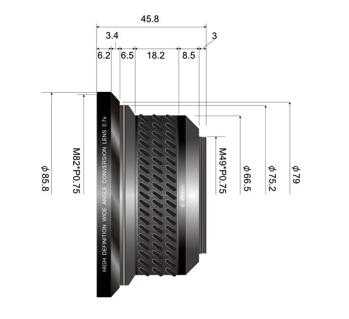Raynox HD-7049PRO