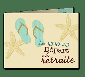 texte invitation depart a la retraite
