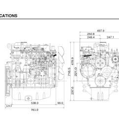 yanmar 4tnv98 kompl motor neu [ 1600 x 1131 Pixel ]