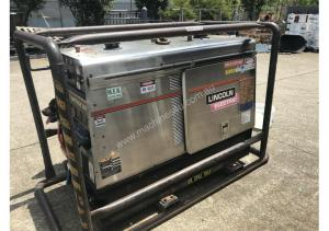 Used 2009 lincoln AIR VANTAGE 500 Welding Machines in