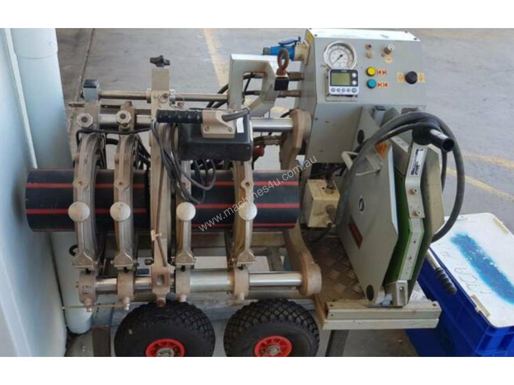 hight resolution of plastic welder 315 butt welding machine for sale good condition