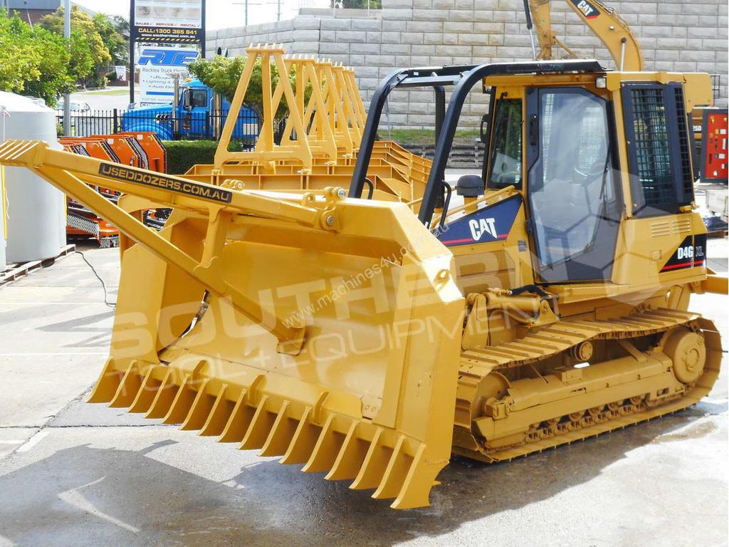 hight resolution of new 2019 caterpillar d4g xl dozer stick rake tree pusher dozrake dozer stick rake in darra qld price 12 500