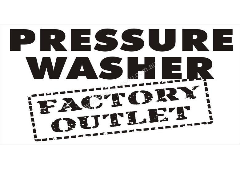 New 2013 Stella AUSSIE STELLA Electrical Pressure Washer