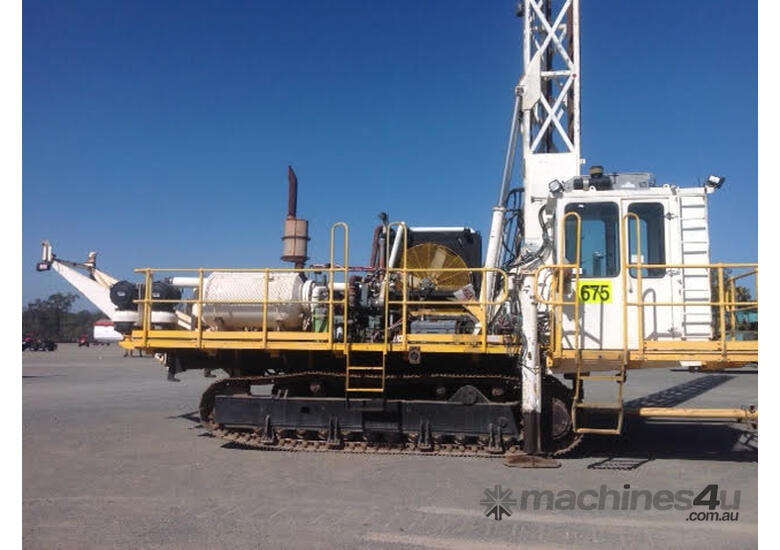 Ingersoll Rand Drill Rig