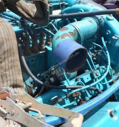 used mack mack e9 marine engine v8 water cooled diesel 500 525hp marine engines in  [ 1024 x 768 Pixel ]