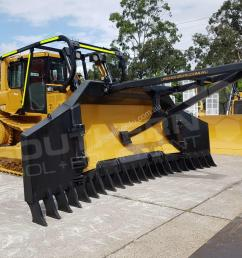 used caterpillar caterpillar d6t xl dozer su blade 2012 with stick rake dozcatrt dozer in darra qld price 309 000 [ 1024 x 768 Pixel ]