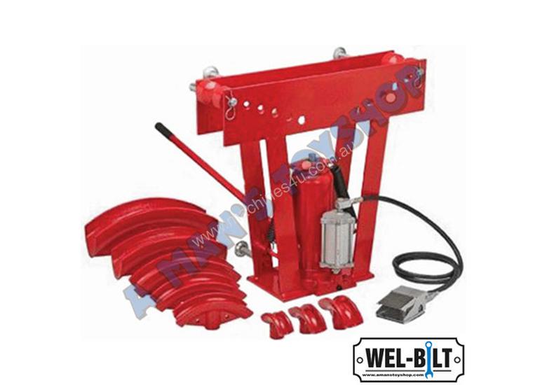 air hydraulic pipe bender 1 2 3 16ton