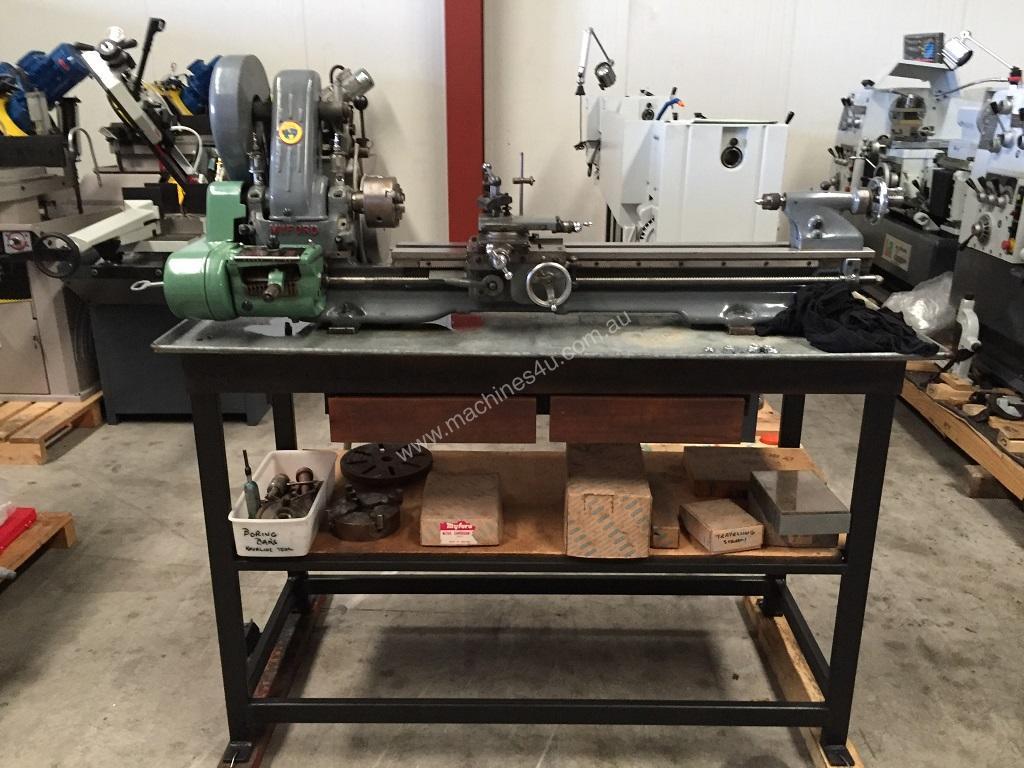 Quick Change Gearbox In Lathe Machine