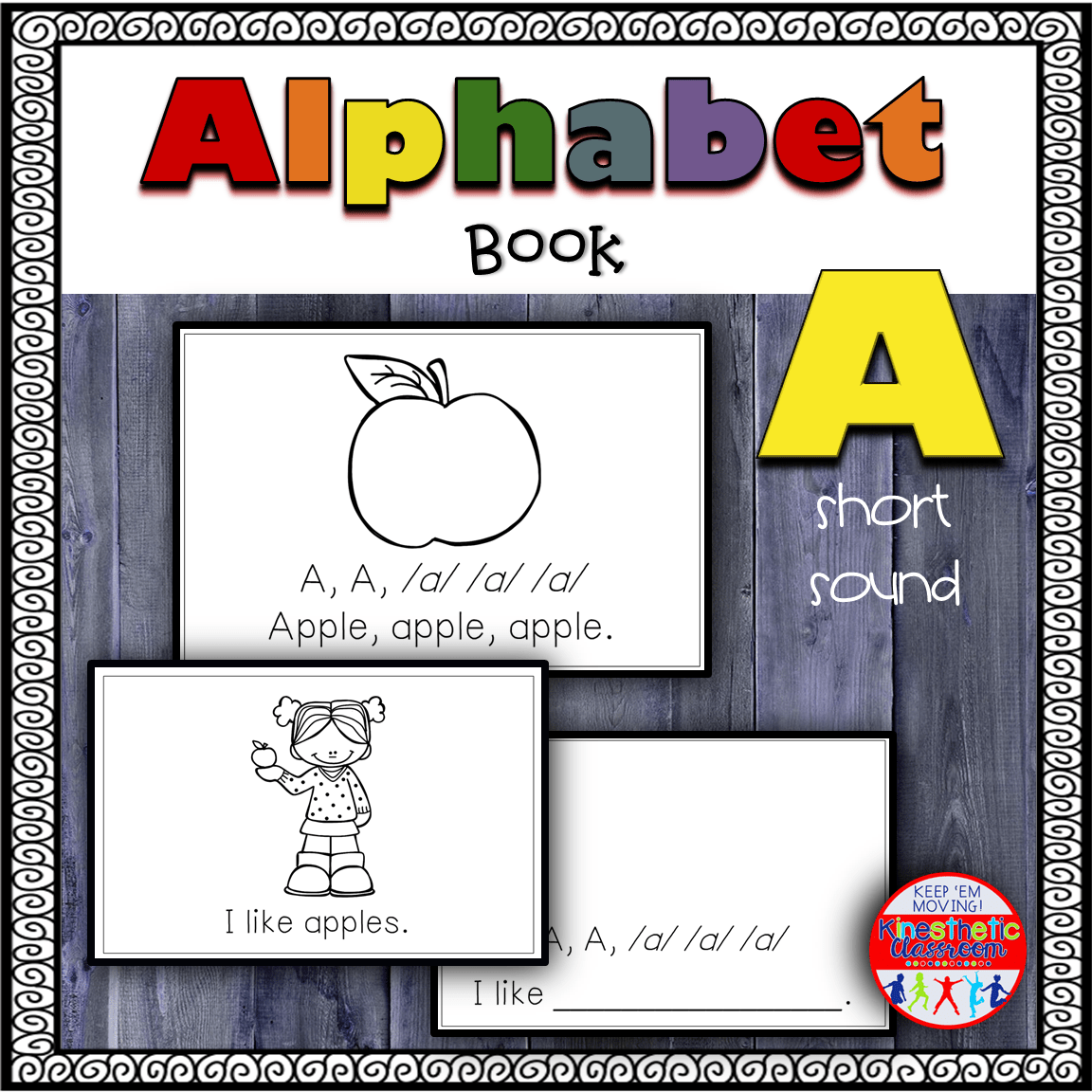 Alphabet Activity Letter Sound M Powerpoint Presentation