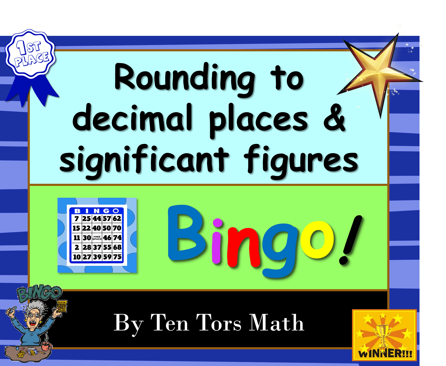 Rounding To Decimal Places Amp Significant Figures Game