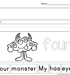 Sight Word Sentence Cut and Paste Worksheets Primer - Made By Teachers [ 816 x 1008 Pixel ]