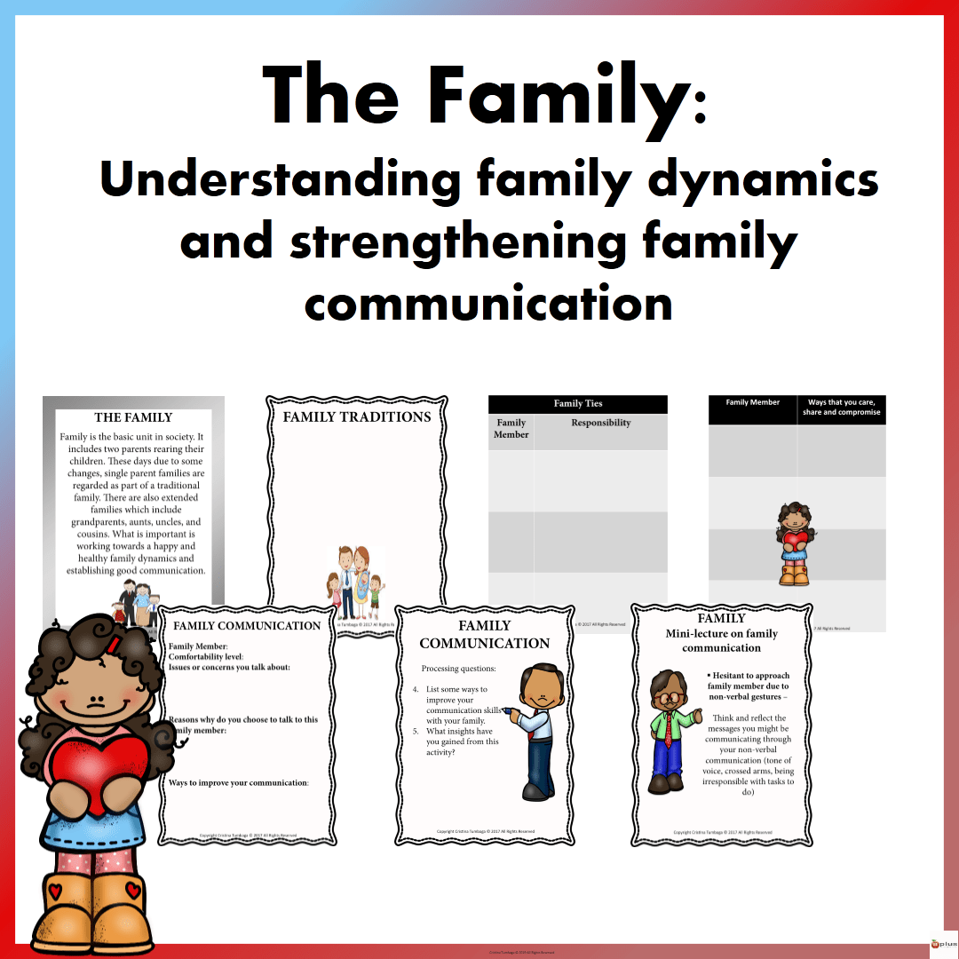 The Family Understanding Family Dynamics And