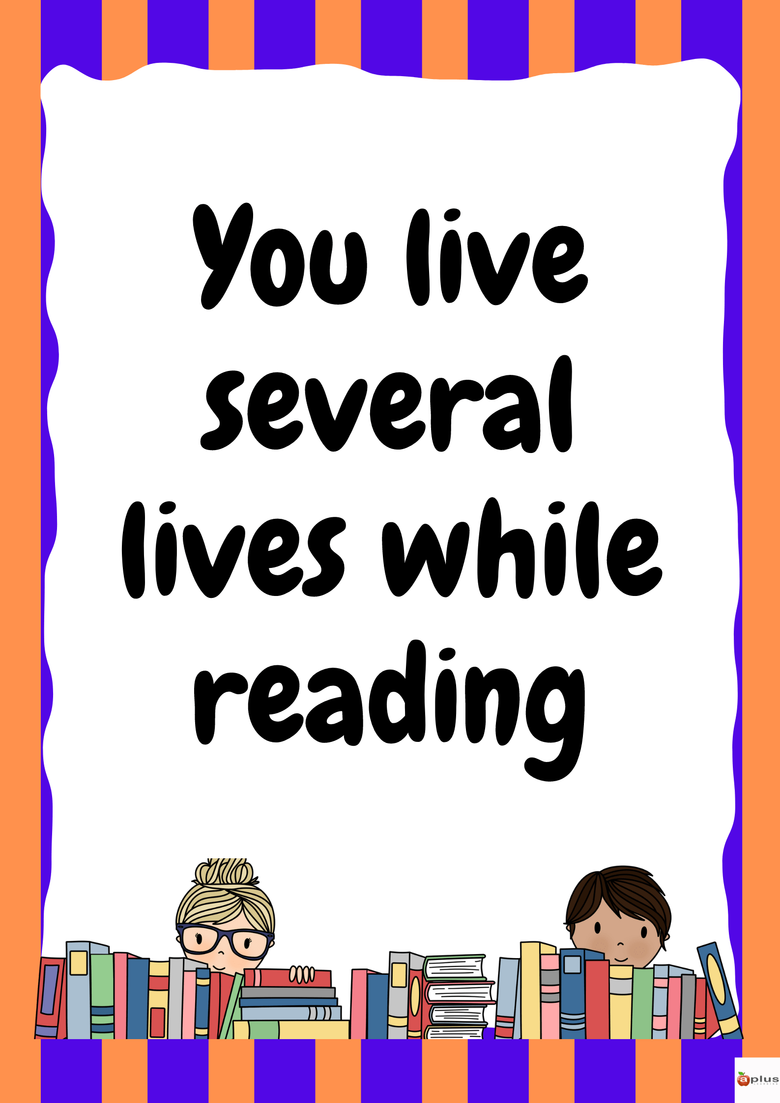 Reading Posters For Kids