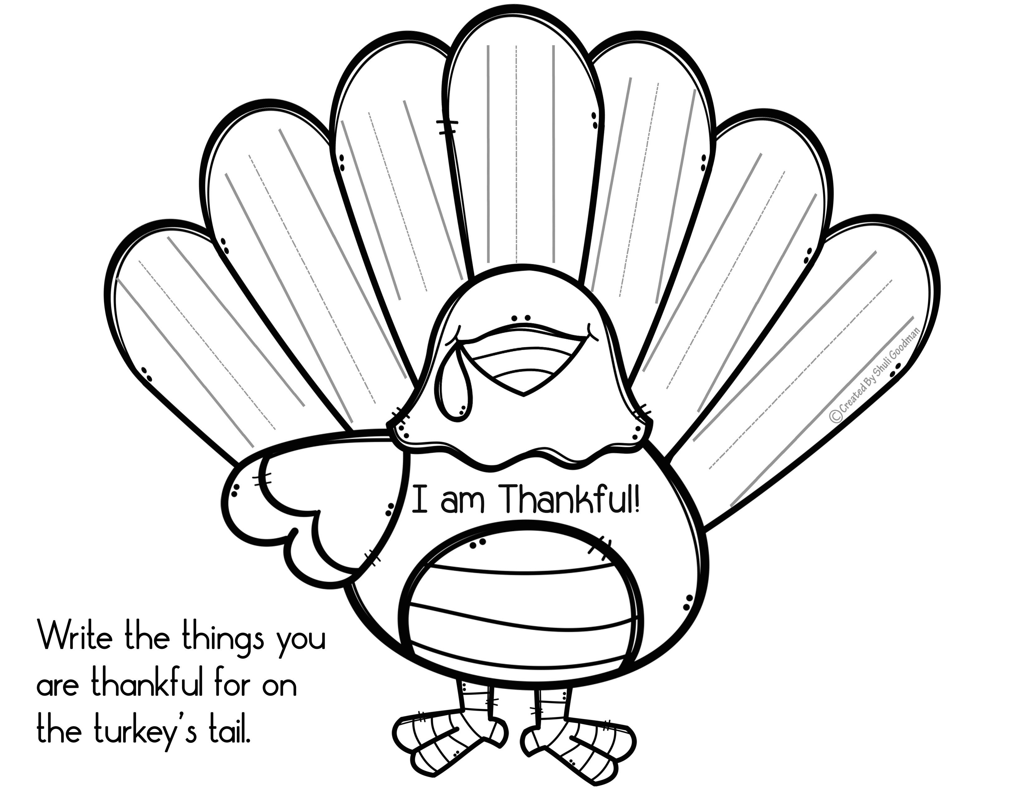 Thankful Turkey