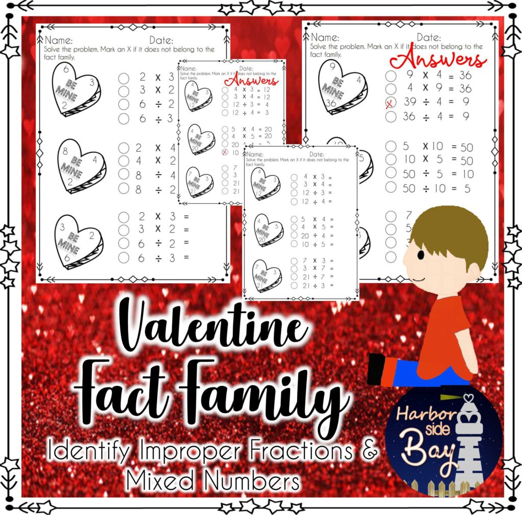 Valentine S Day Fact Family