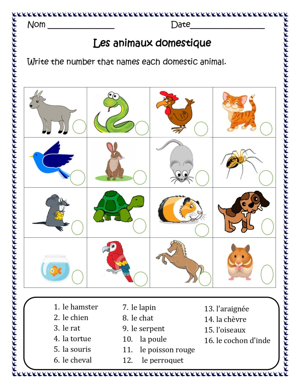 medium resolution of Sixth Grade Worksheets for Download - Page 2 of 25 - Made By Teachers