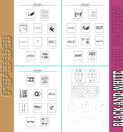 Black-and-White Rebus Worksheets - Made By Teachers [ 1152 x 1152 Pixel ]