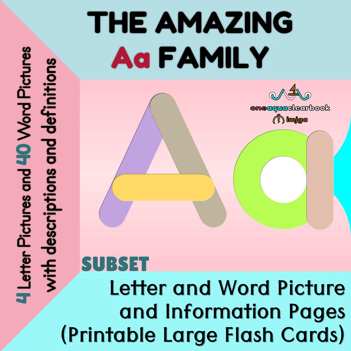 Alphabet Tangram Worksheets