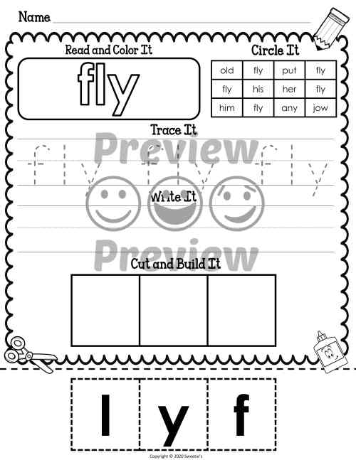small resolution of Dolch First Sight Word Worksheets - Made By Teachers