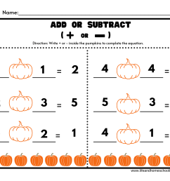 First Grade Add or Subtract - Made By Teachers [ 1545 x 2000 Pixel ]