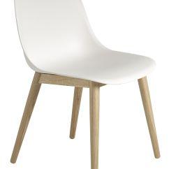 Chair Leg Design X Rocker Gaming Instructions Fiber Wood Legs White Natural By Muuto