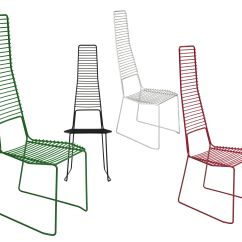 Chair Cba Steel Craigslist Dining Chairs Alieno Metal White By Casamania Made In Design Uk