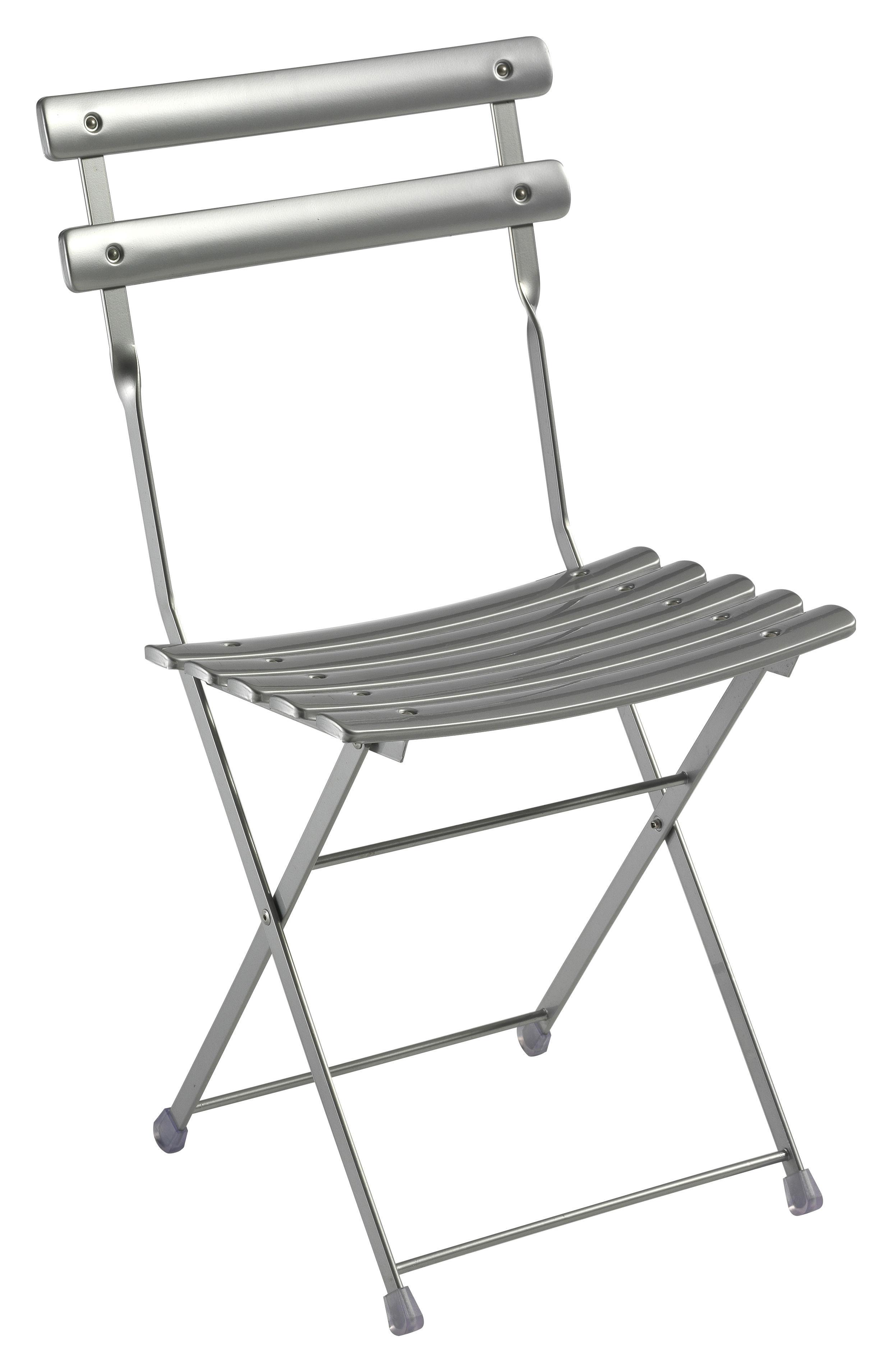 Chaise Pliante Arc En Ciel Metal Aluminium