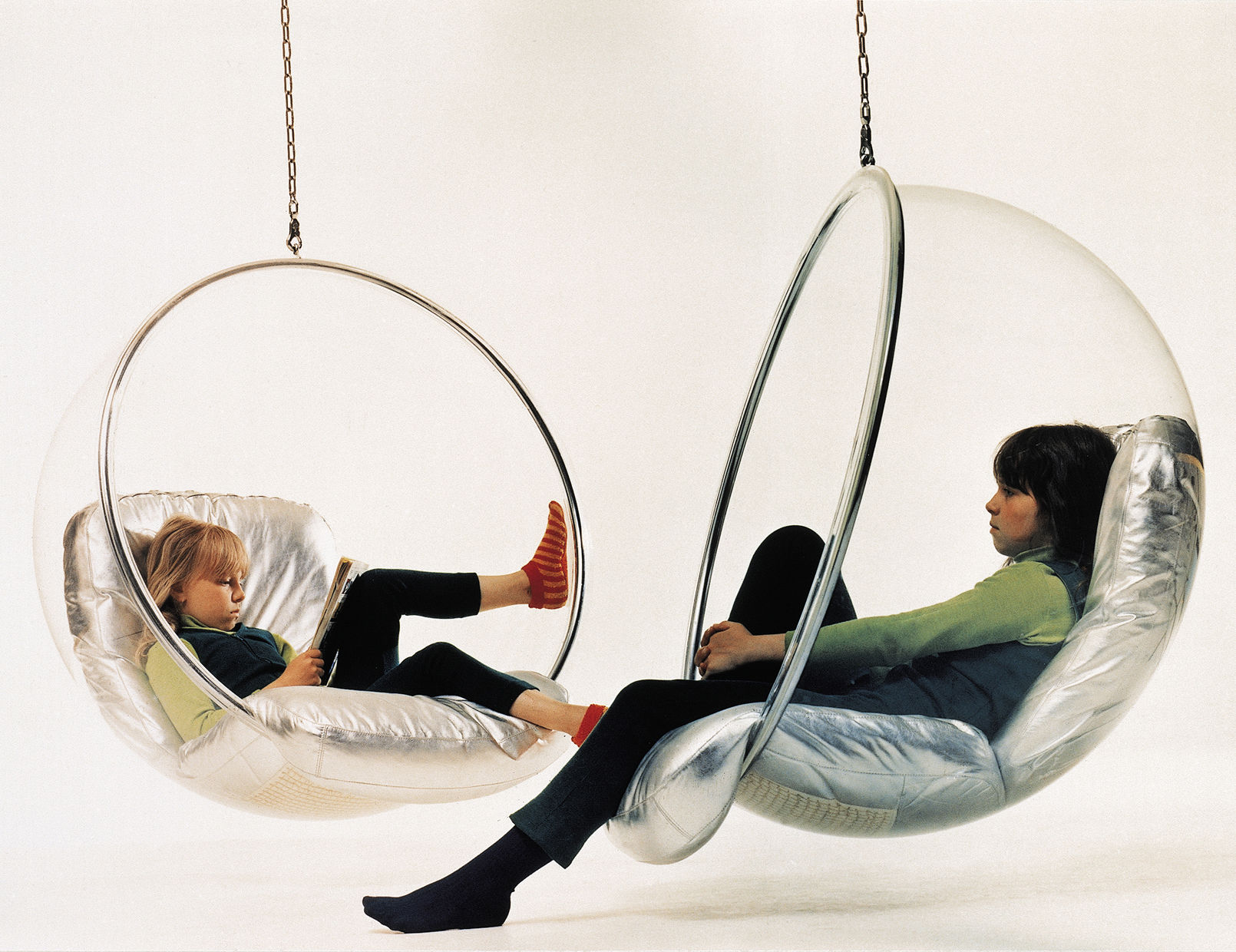 hanging chair clear swivel mat bubble armchair