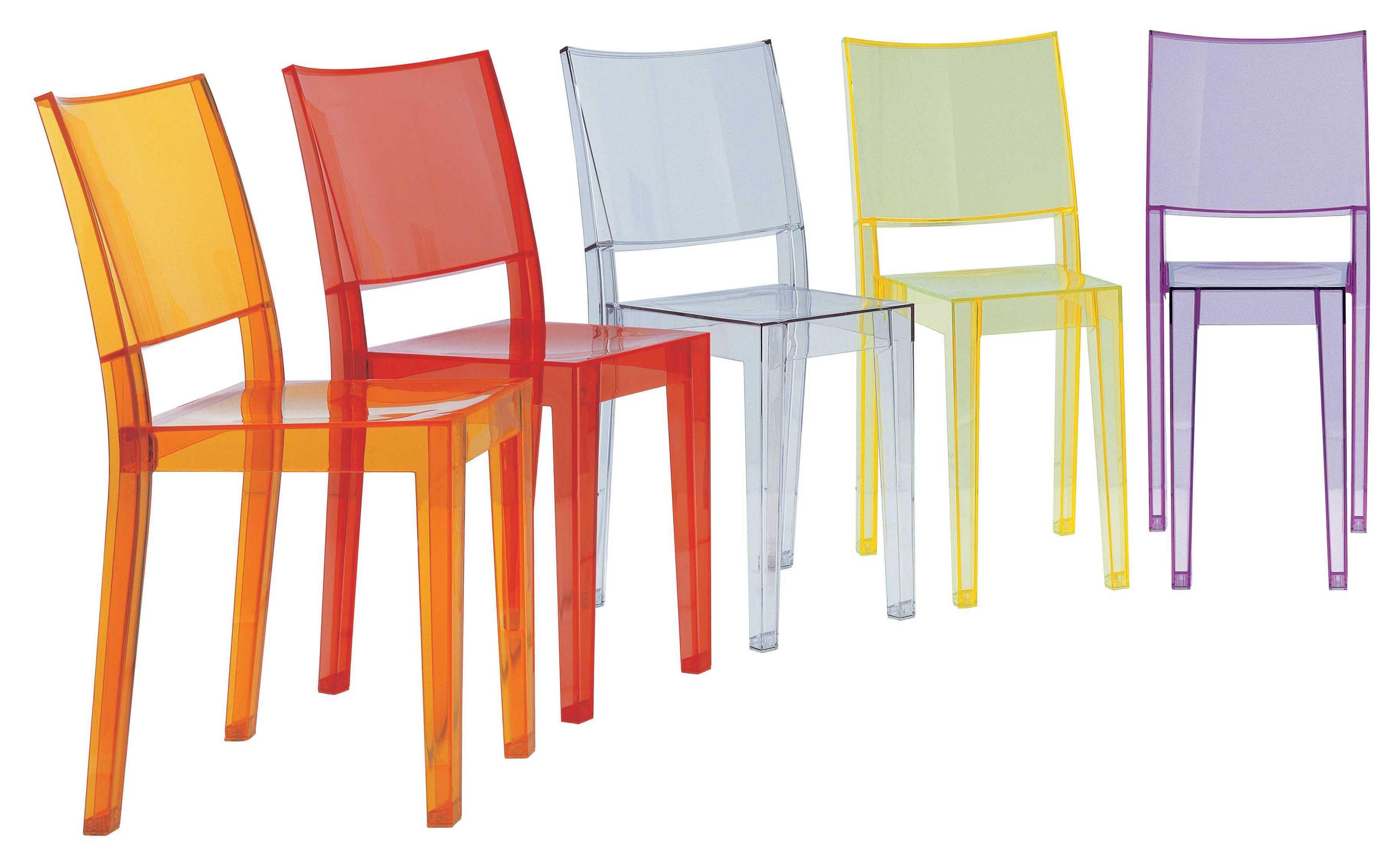Kartell sedie trasparenti scopri poltrona mr impossible rosso