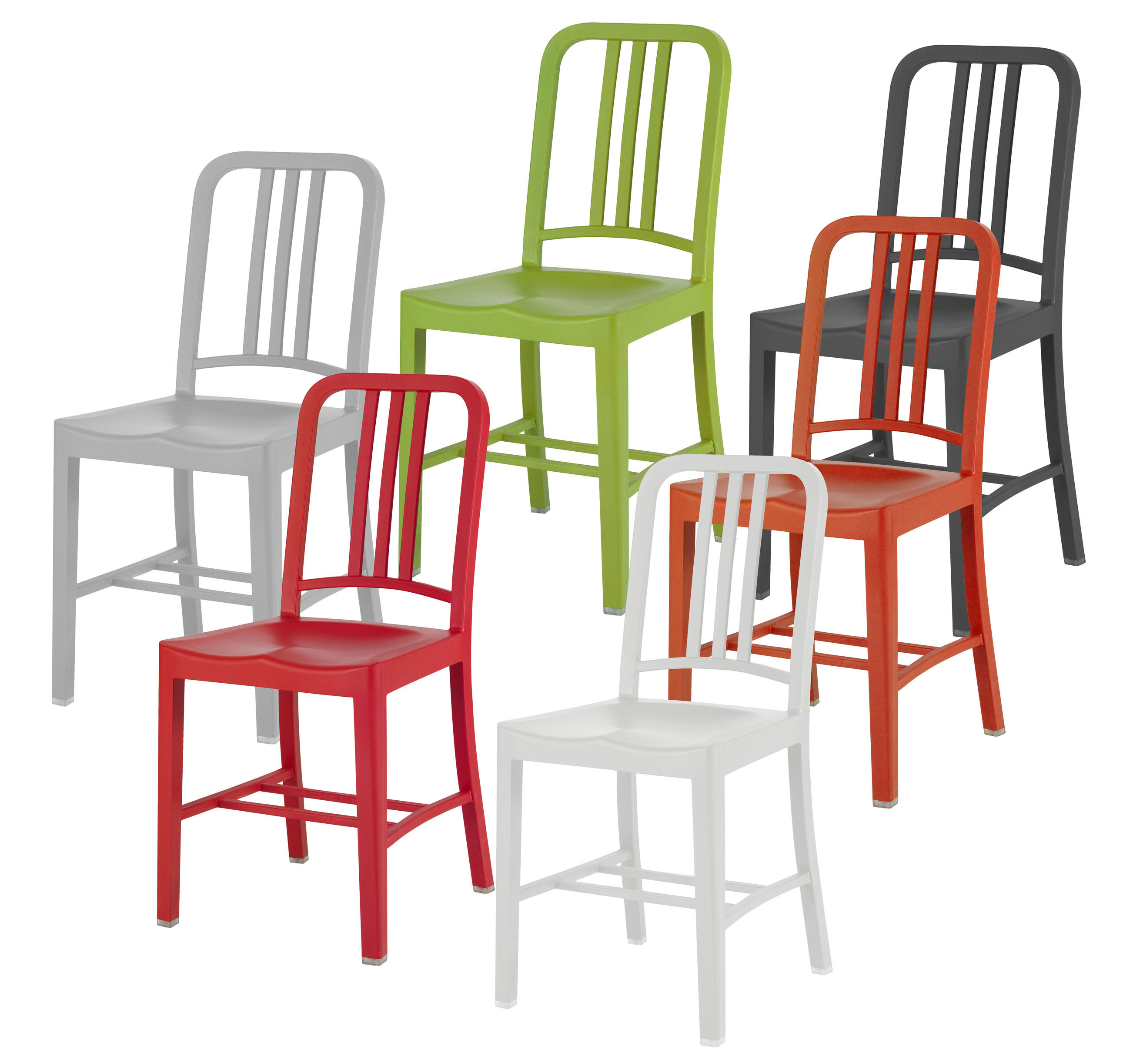 pp chair company best occasional chairs 111 navy outdoor recycled plastic red by emeco
