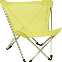 Lafuma Pop Up Chair Desk Big W Fauteuil Bas Micro Pliable Anis
