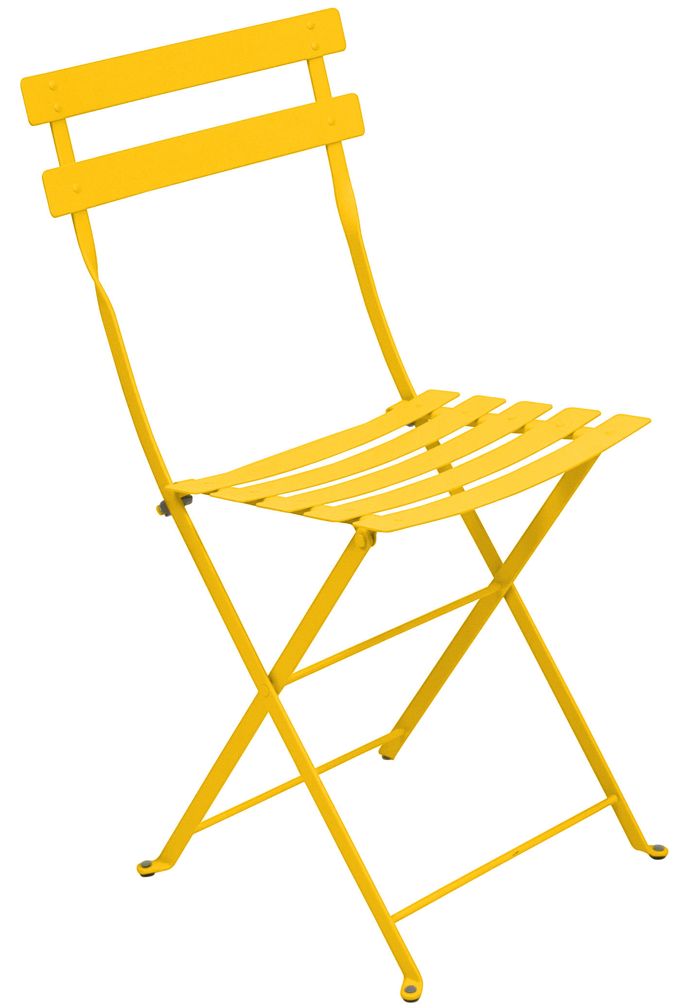 Fermob Bistro Chair Bistro Folding Chair Metal Honey By Fermob