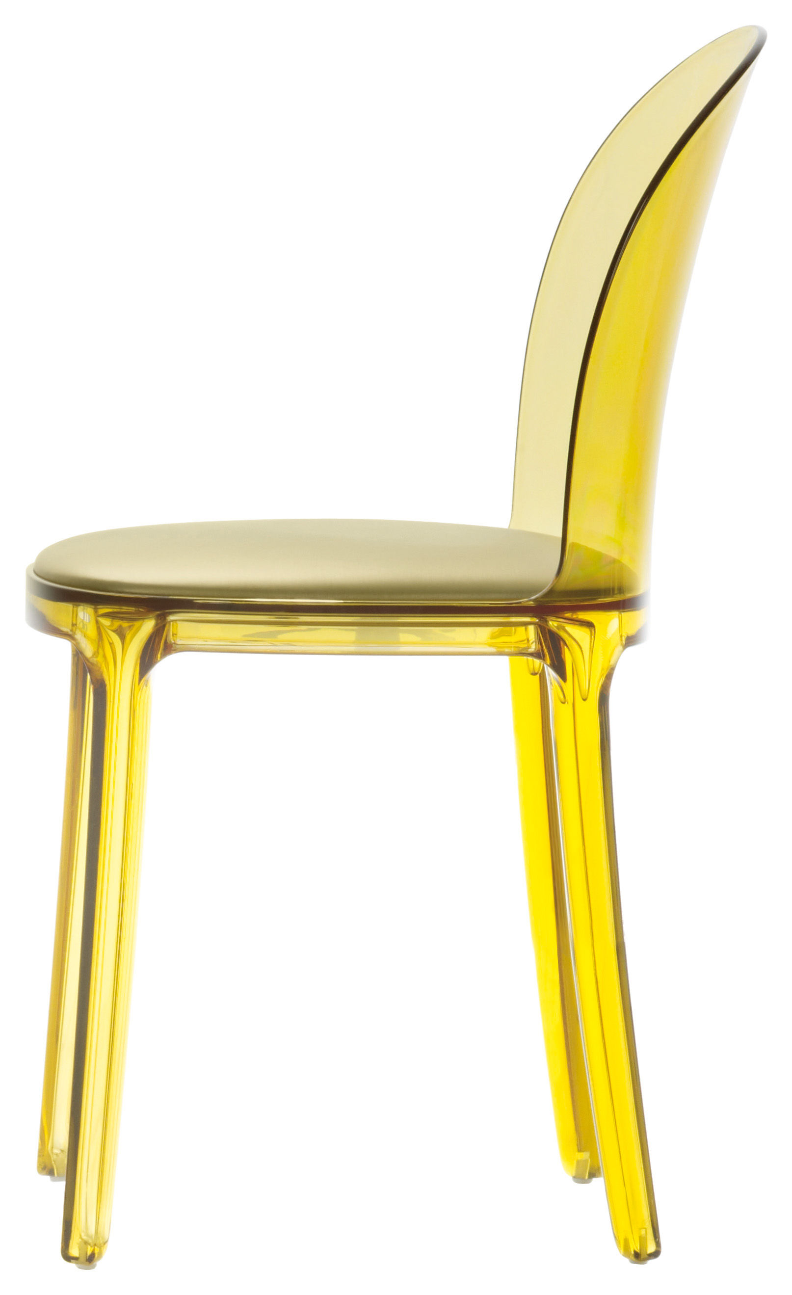 Gold Vanity Chair Murano Vanity Chair Chair Polycarbonate And Fabric Seat