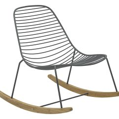 Air Sofa Rocking Chair With Speaker Adirondack Style Sofas Sketch Metal And Bamboo Grey By Houe