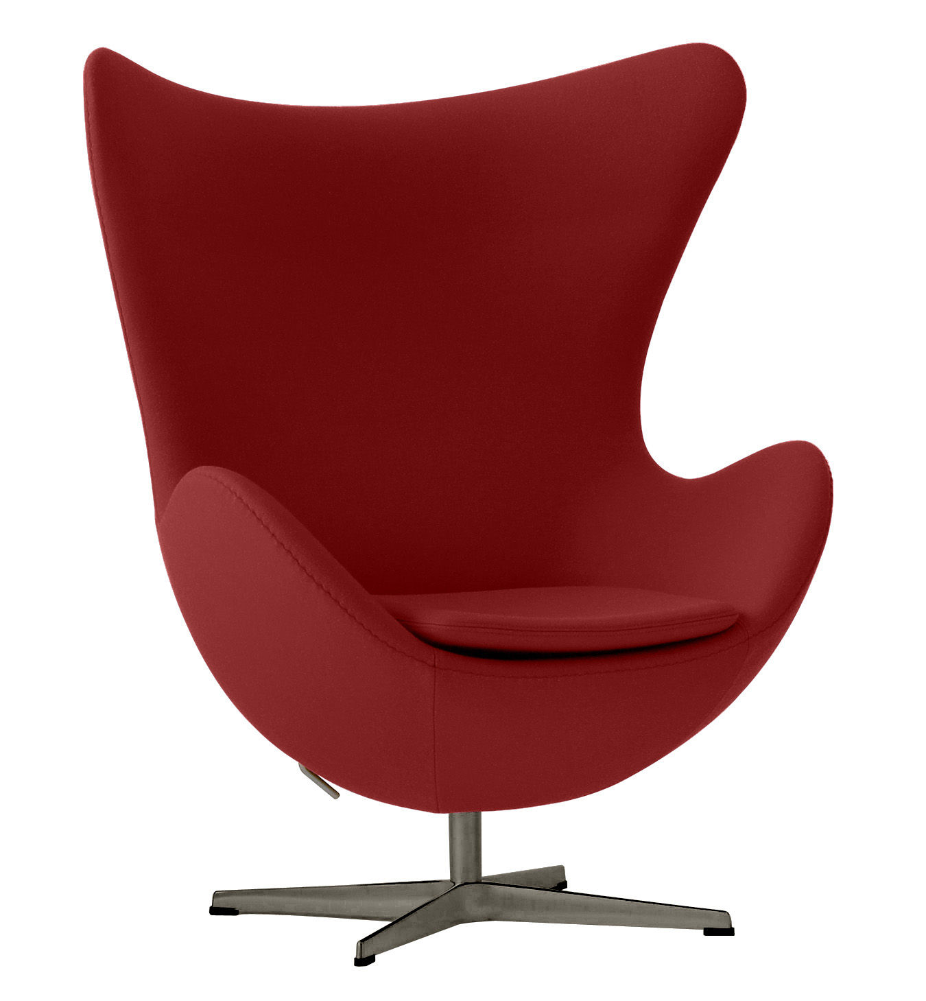 Egg Chair With Speakers Egg Chair Swivel Armchair Divina Fabric By Fritz Hansen