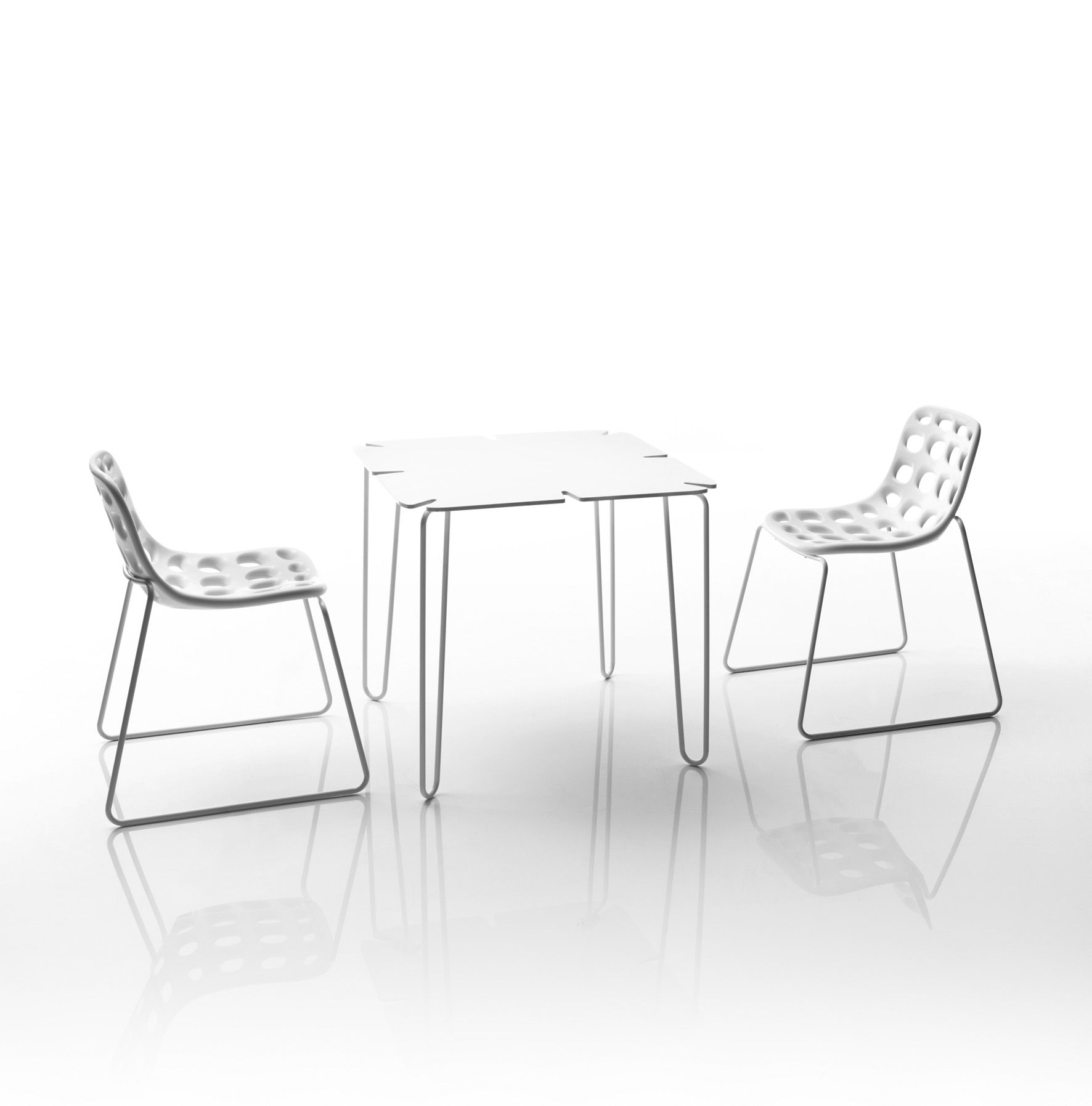 plastic chairs with steel legs birthing chair hospital chips stacking and metal white by myyour